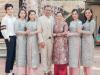 Hòa Minzy khoe ảnh gia đình, cả nhà đều là visual cực phẩm về nhan sắc
