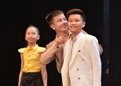 Quán quân 'The Voice Kids 2016' biểu diễn tại đêm nhạc tri ân cha mẹ