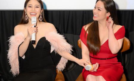 Nhật Kim Anh đóng MV cổ trang của Tố My