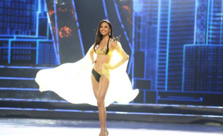 Trình diễn bikini của Top 15 Hoa hậu Hoàn vũ Việt Nam 2019