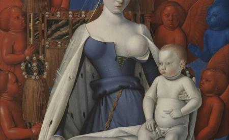 Nữ ca sĩ lộ ngực và khoe bụng bầu vượt mặt trong album nghệ thuật